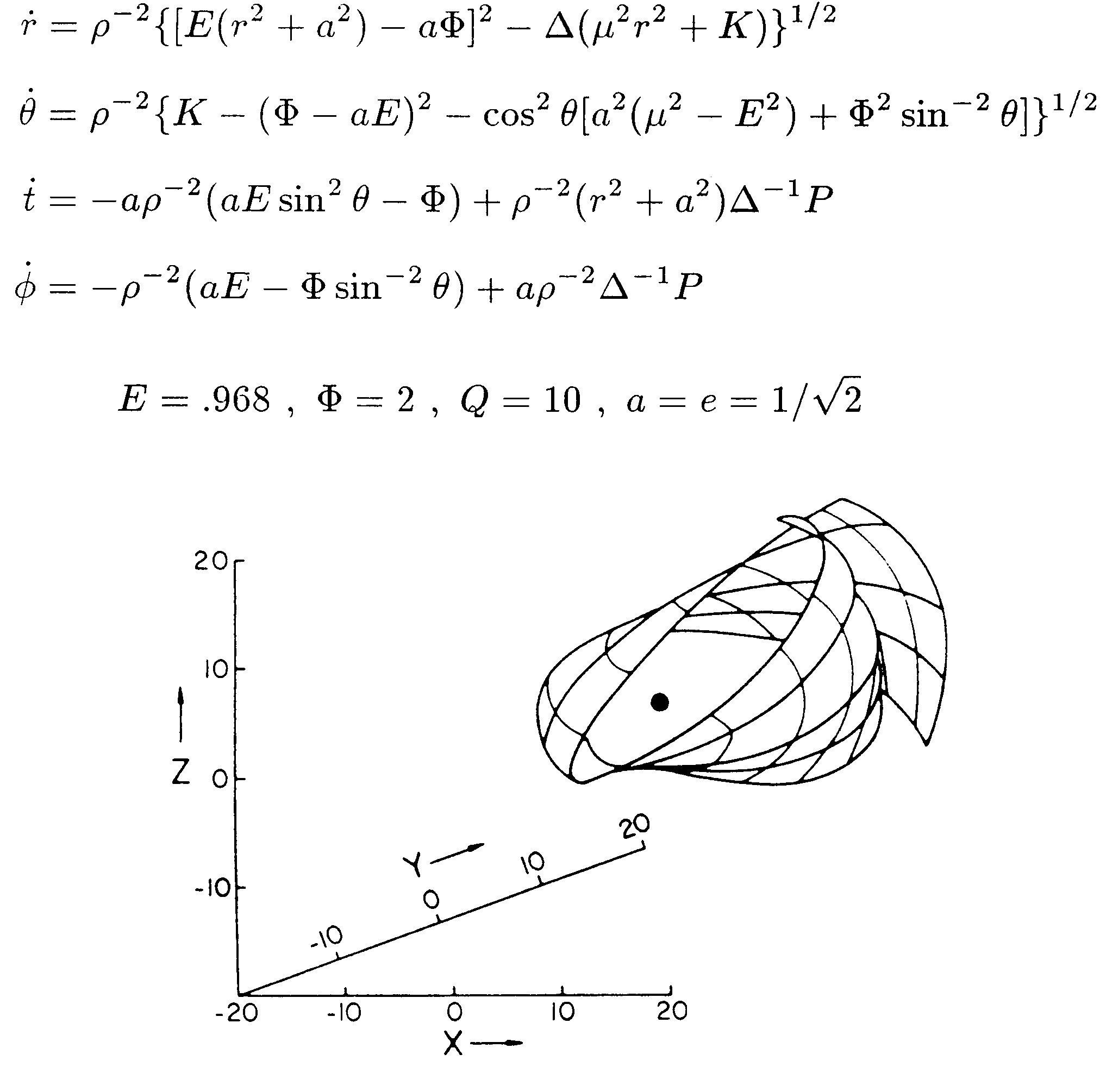 Black Hole Equations - Jennarocca